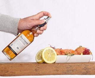 whisky zalm citroen