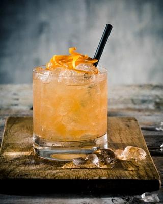 Jameson Sour cocktail