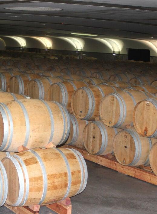 Tonnen wijn