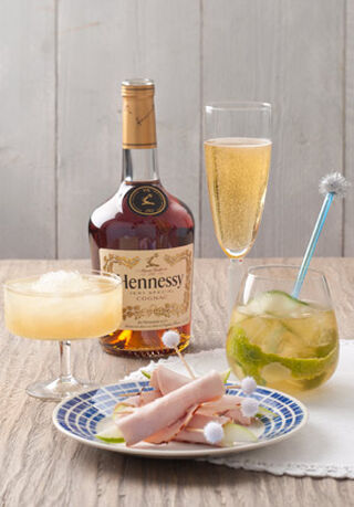 Hennessy in de mix