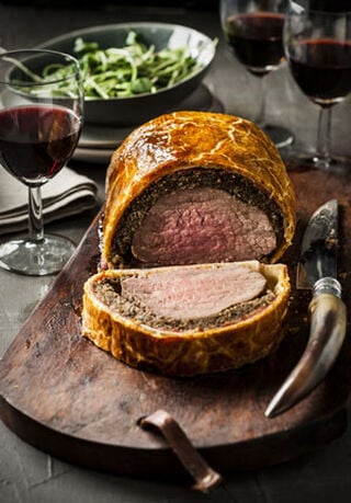 BEEF WELLINGTON VAN OSSENHAAS