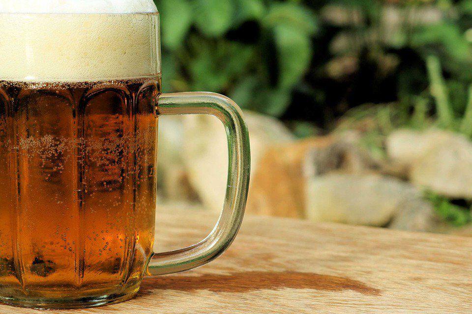 bier in pul