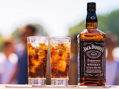 Jack Daniel's fles
