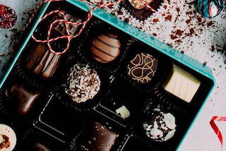 4x Chocolade Inspiratie