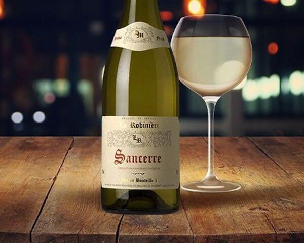 Sancerre wijnen