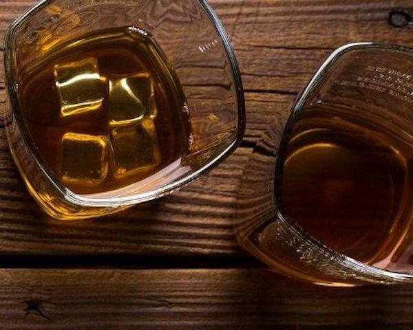 Koken met whisky