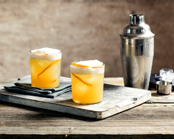 9. Whisky sour