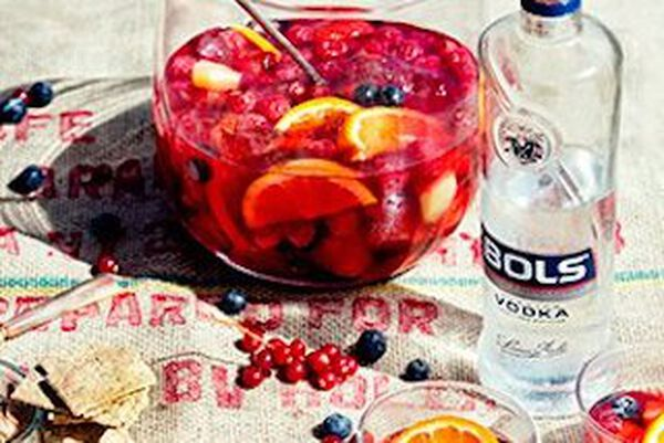 Bols Vodka Punch