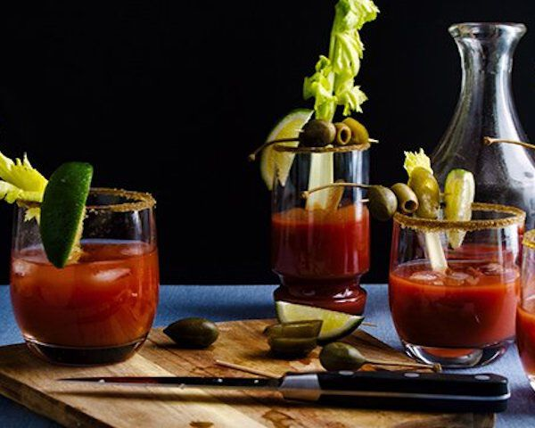 5. BLOODY MARY