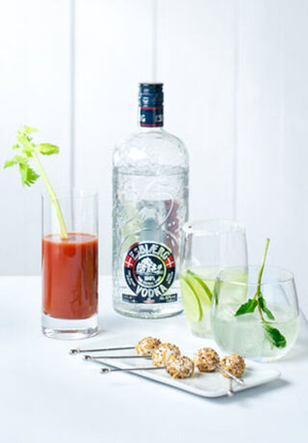 Mix& met Esbjaerg Vodka