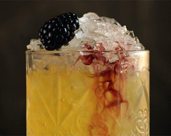dramble cocktail