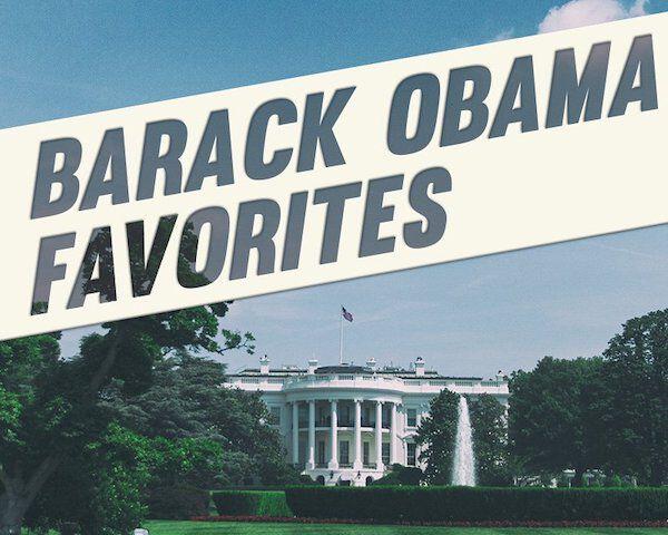 Obama's favorieten