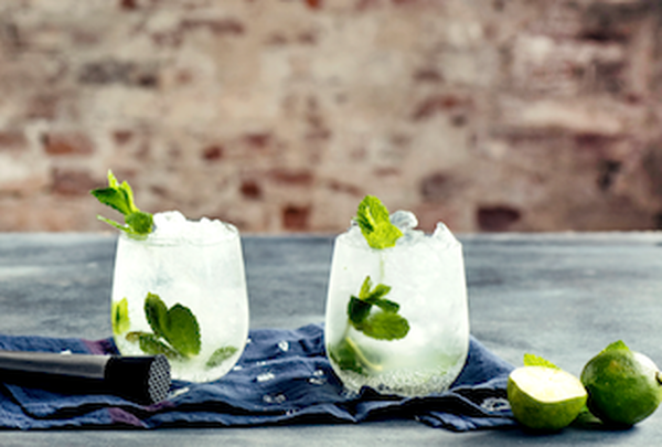 Groene cocktails