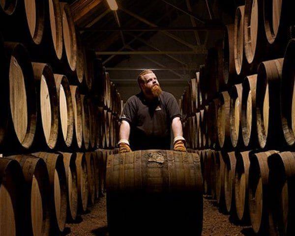 whisky glas ingeschonken
