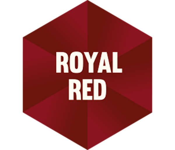 Royal Red Smaakprofiel