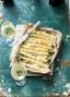 Quiche met witte asperges en pittige belegen kaas