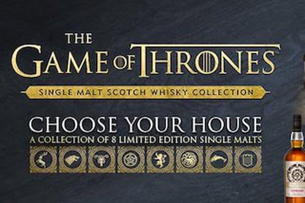 Game of Thrones single malts