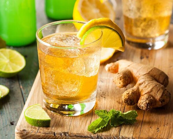 4. Whisky Ginger Ale