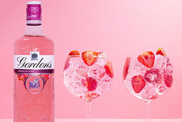 Gordon's Pink Gin & Tonic