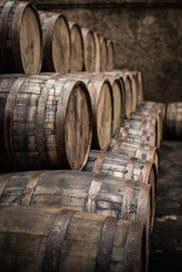 Whisky productieproces