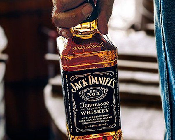 It's Jack. Jack Daniel's