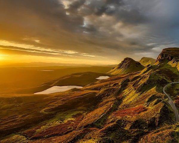 Schotland: Islands