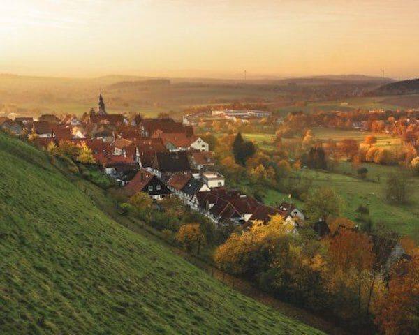 Duitsland stadje