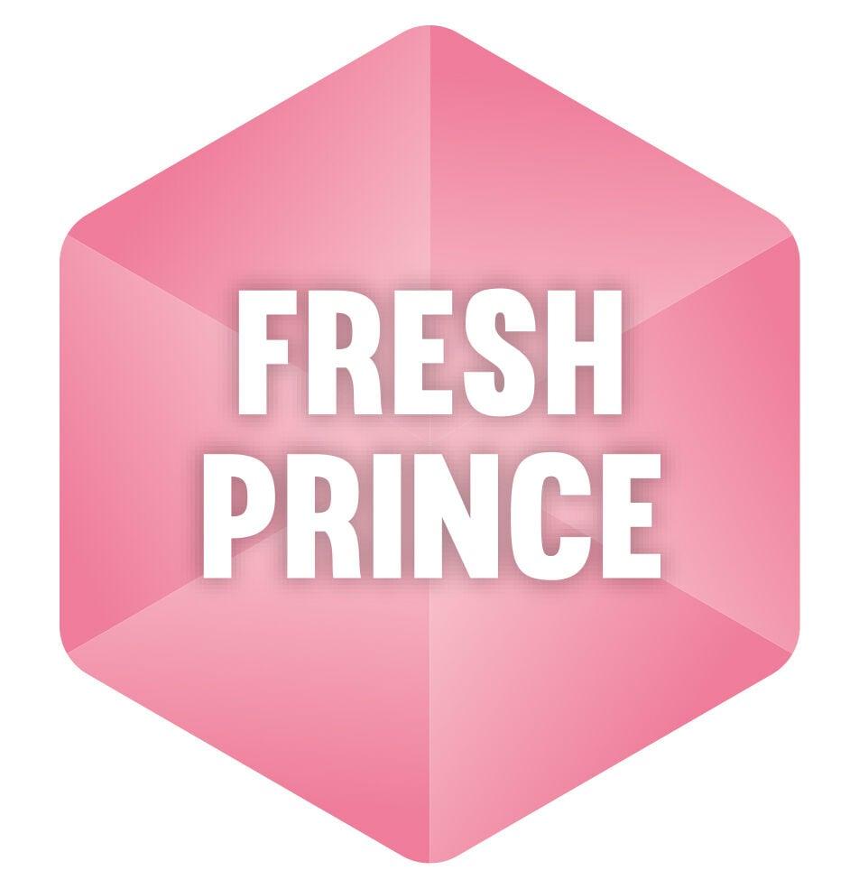 Fresh prince rose smaakprofiel