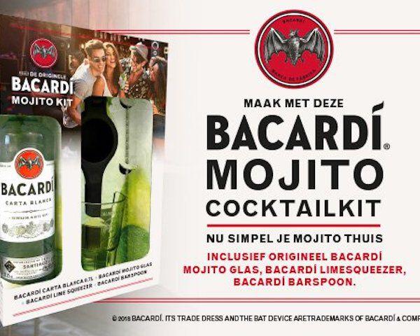 Bacardi kit