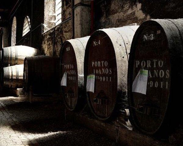 Geschiedenis van sherry