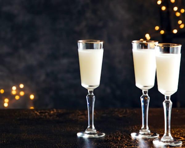 Witte cocktails voorbeeld