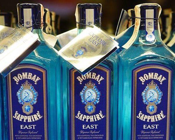 Bombay Sapphire East-Tonic