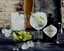 gin tonic uitgebeeld