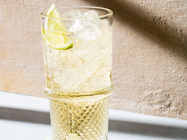 whisky ginger ale cocktail