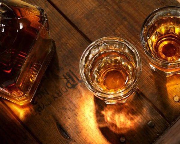 Glazen Cognac