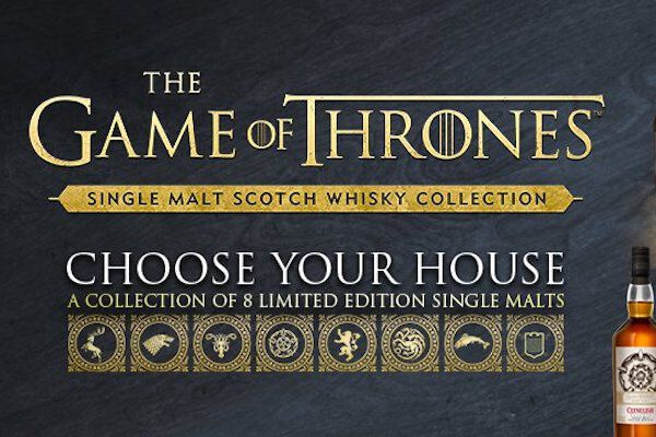 Game of Thrones single malts