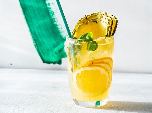Alcoholvrije cocktails (mocktails)