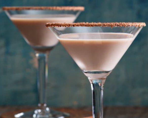 Recept: Pepernoot Martini