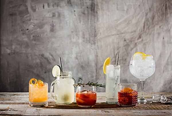 Cocktails & Sterk