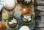 Vega: Broodje portobello
