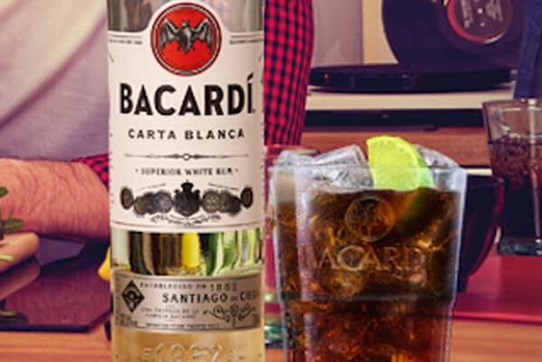 Bacardi & cola: voor elkaar gemaakt