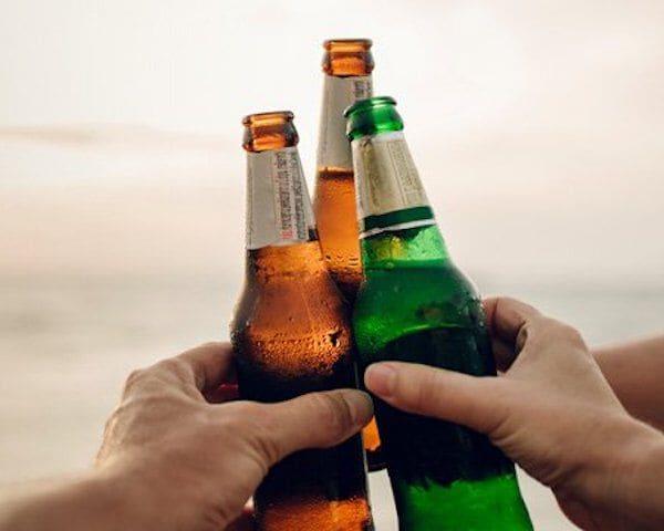 ALCOHOLVRIJE CHAMPAGNE