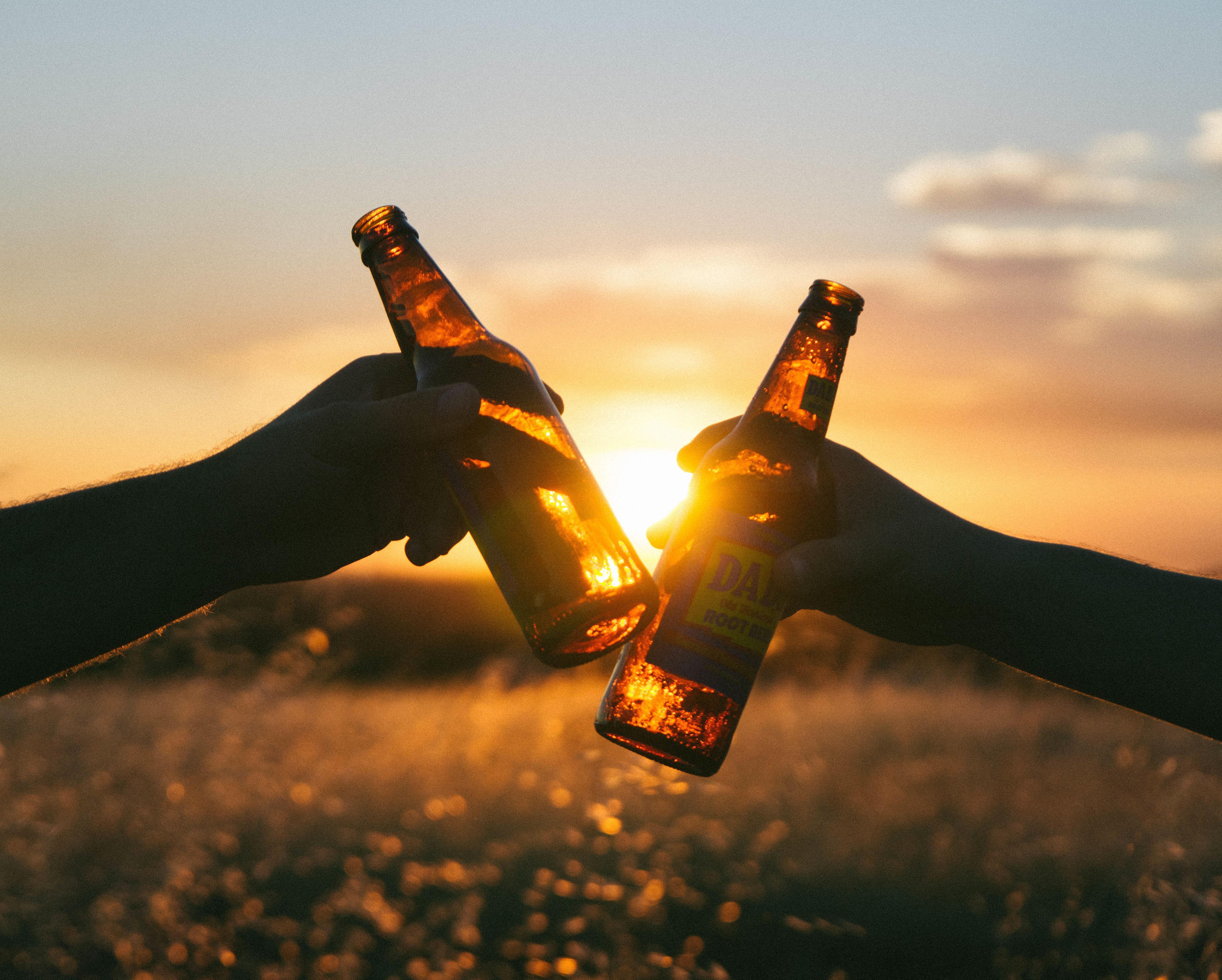 Om je bier koud te houden