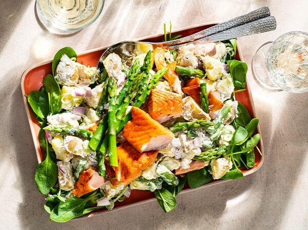 Uit Duitsland: Kartoffelsalat