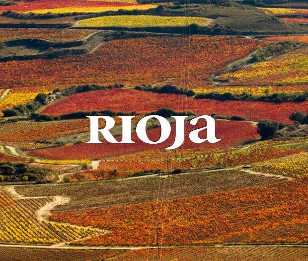 Rioja wijnstreek