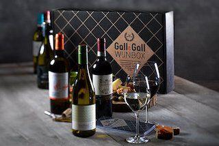 Smaakprofielen wijnboxen van Gall & Gall