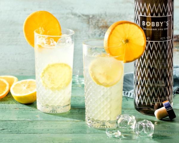 Orange Collins