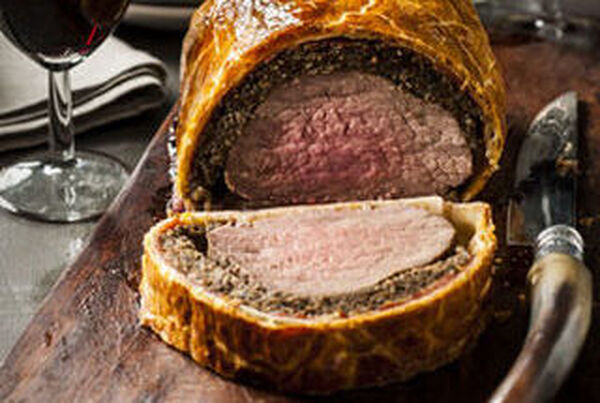 Kerst: Beef Wellington van ossenhaas