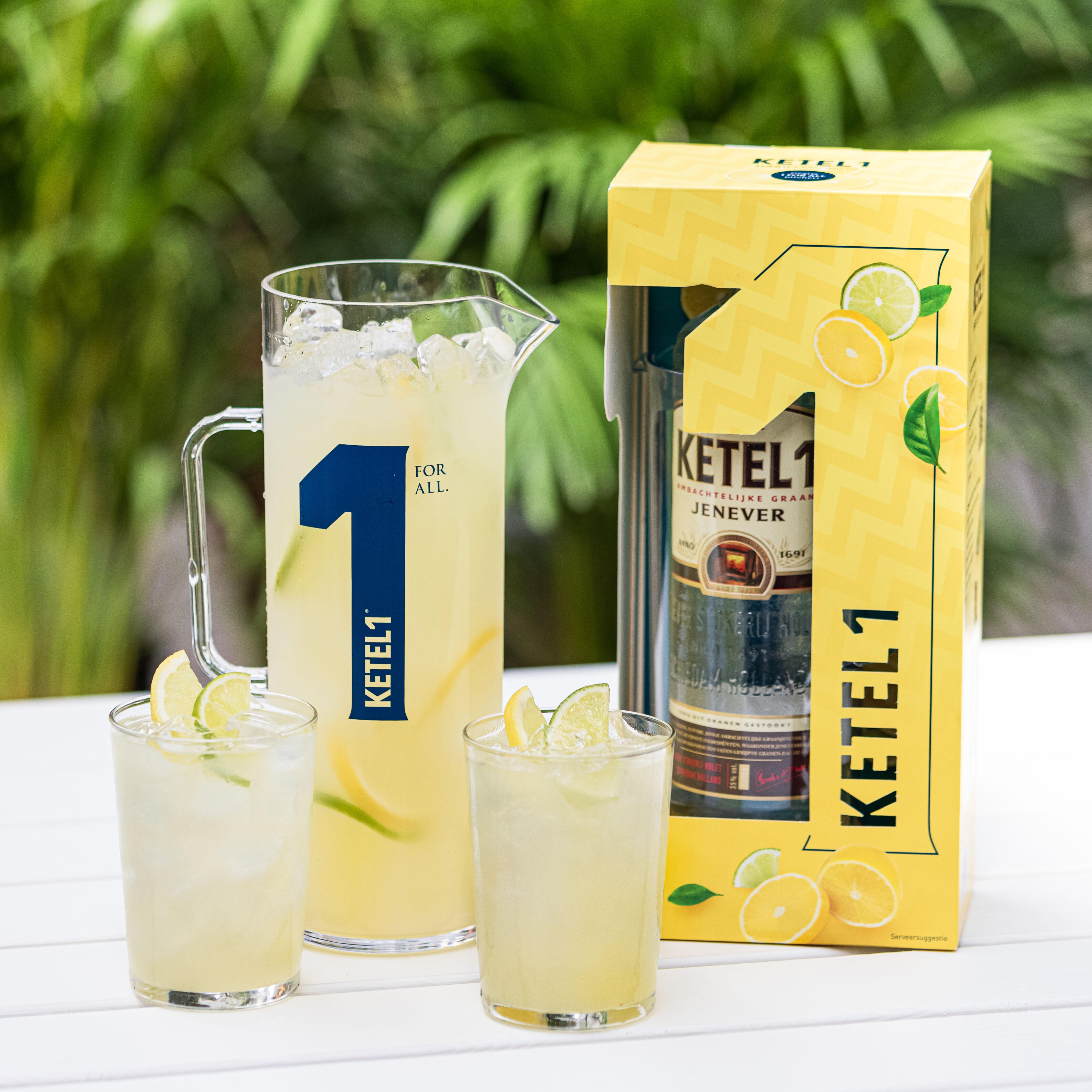 Ketel 1 Hard Lemonade
