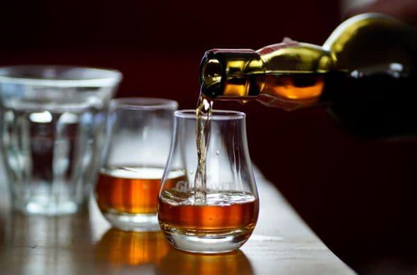Meer schotse whisky regio's
